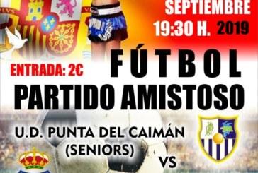 Partidazo de pretemporada Punta del Caimán vs Recreativo Juvenil