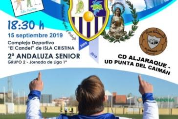 El Aljaraque rival del Punta del Caimán para debutar en liga