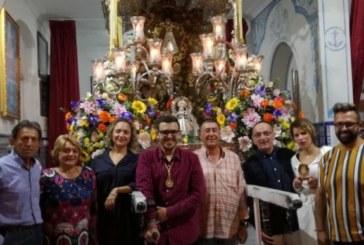 """El Grupo """"Duende y Compás"""" Canta la Salve Rociera en Isla Cristina"""