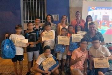 Se clausuran en Isla Cristina los Talleres de Verano y Ocio para niños vulnerables