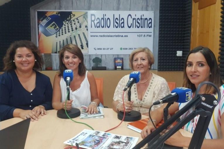 Radio Isla Cristina vuelve a poner «en antena» el programa educativo El Pupitre