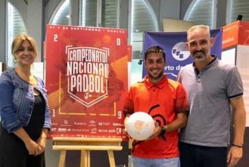Gañafote, marca deportiva del Campeonato Nacional de Padbol
