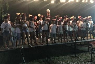 Más de una veintena de participantes en la I Feria de arte Isleño que se inauguraba anoche