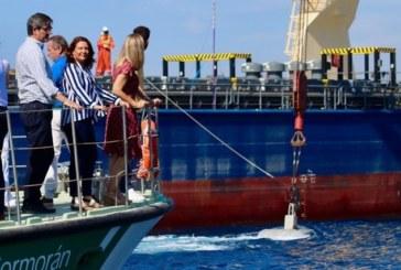 La Junta destina 450.000 euros a reforzar tres arrecifes artificiales en Almería, Isla Cristina y El Rompido