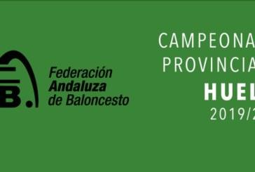 Abierto el plazo de inscripción para las competiciones provinciales de Baloncesto