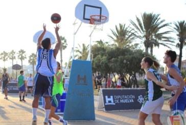 Gibraleón y La Palma del Condado ponen el broche de oro al Circuito Provincial, 3×3 de baloncesto