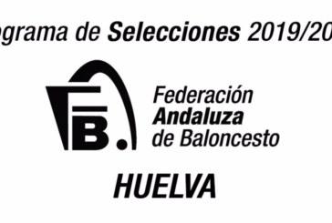 Nuevos entrenamientos para las Selecciones Provinciales 2019/2020