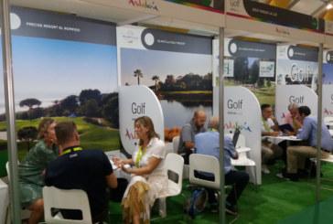 Islantilla Golf Resort, Precise Resort-Golf en la feria internacional más importante del sector