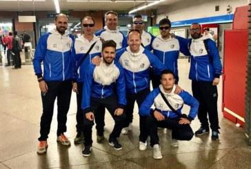 Presentación del equipo de fútbol Sala Isla Saltes