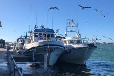 La Parada Biológica en el sector de Arrastre y del Pulpo, en Radio Isla Cristina