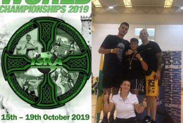 Bruno Martin y Luis Carlos Participarán en el campeonato del Mundo de Kick Boxing en Irlanda