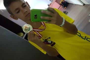 Medalla de plata para Miguel Pérez en el Campeonato del Mundo