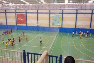 Jornada de basket y convivencia entre el SMD Cartaya y el CB Isla Cristina