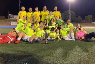 El Atlético Isleño Supercampeón de Huelva