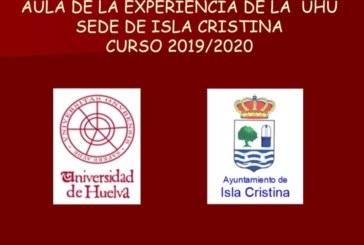 Aula de la experiencia de la UHU sede en Isla Cristina