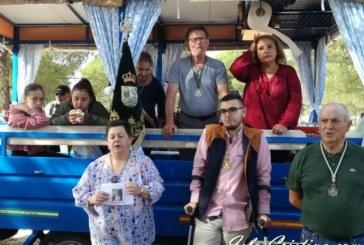 Con el Camino Chico Isla Cristina llega hasta las Plantas de la Virgen del Rocío