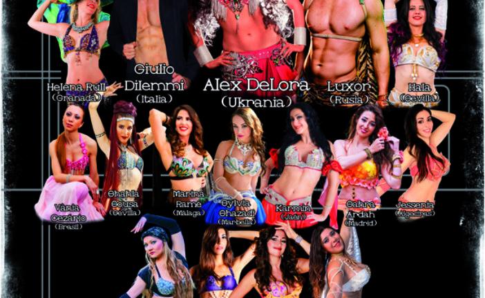 VI Festival Internacional de Danza Oriental de Islantilla