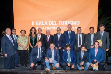 Islantilla acogió la II Gala del Turismo de la Provincia de Huelva