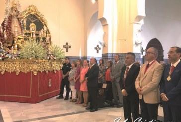 Este lunes terminaron las Fiestas Patronales en Isla Cristina