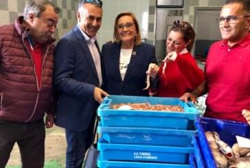 María Luisa Faneca señala el compromiso del Gobierno socialista con el sector pesquero