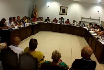 El pleno exige al gobierno central que cumpla con los pagos a los ayuntamientos y a la junta de Andalucía