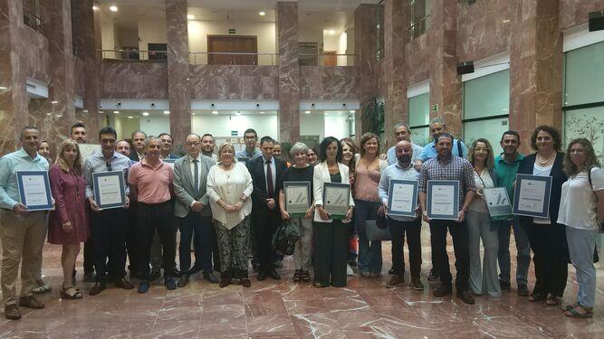 El centro sanitario de Isla Cristina recibe la certificación de Calidad Sanitaria