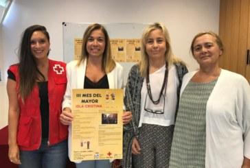 El ayuntamiento de Isla Cristina les dedica Octubre a los mayores
