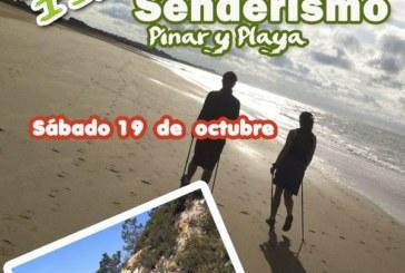 Senderismo por pinar y playa en los sábados Deportivos de Islantilla