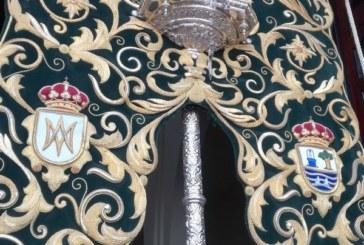 El Simpecado del Rocío acompañará a la Patrona de Isla Cristina