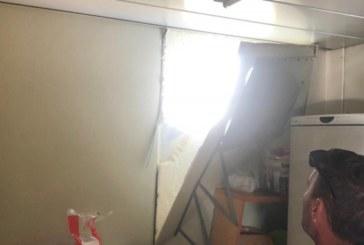 Los cacos vuelven a robar en las instalaciones de la UD Punta del Caimán
