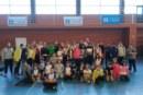 Concentración de Bádminton este pasado fin de semana en Isla Cristina