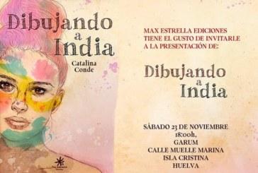 """La escritora isleña Catalina Conde, presenta """"Dibujando a India"""""""