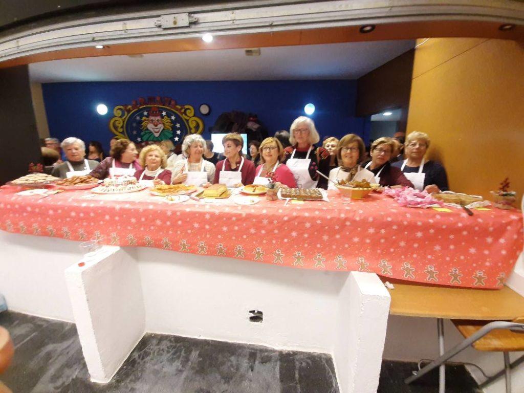 La Asociación El Cantil de Isla Cristina pone en valor la rica repostería de la localidad