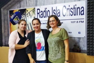Día Internacional contra la Violencia de Género en Radio Isla Cristina