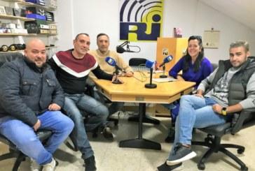 Camino de Valientes en Radio Isla Cristina