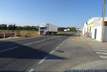 60.500 euros para la regulación semafórica en la A-5054 de Isla Cristina