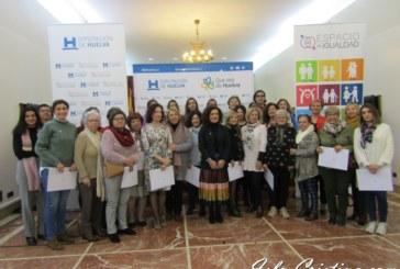 Diputación entrega las subvenciones de Igualdad 2019