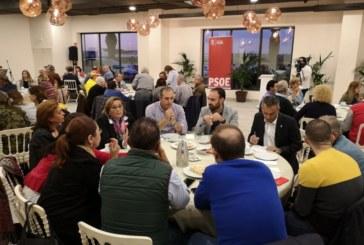 """El PSOE pide la """"máxima movilización"""" para este domingo"""