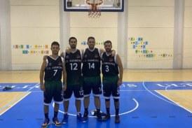 4 Isleños en el CD Ayamonte Baloncesto