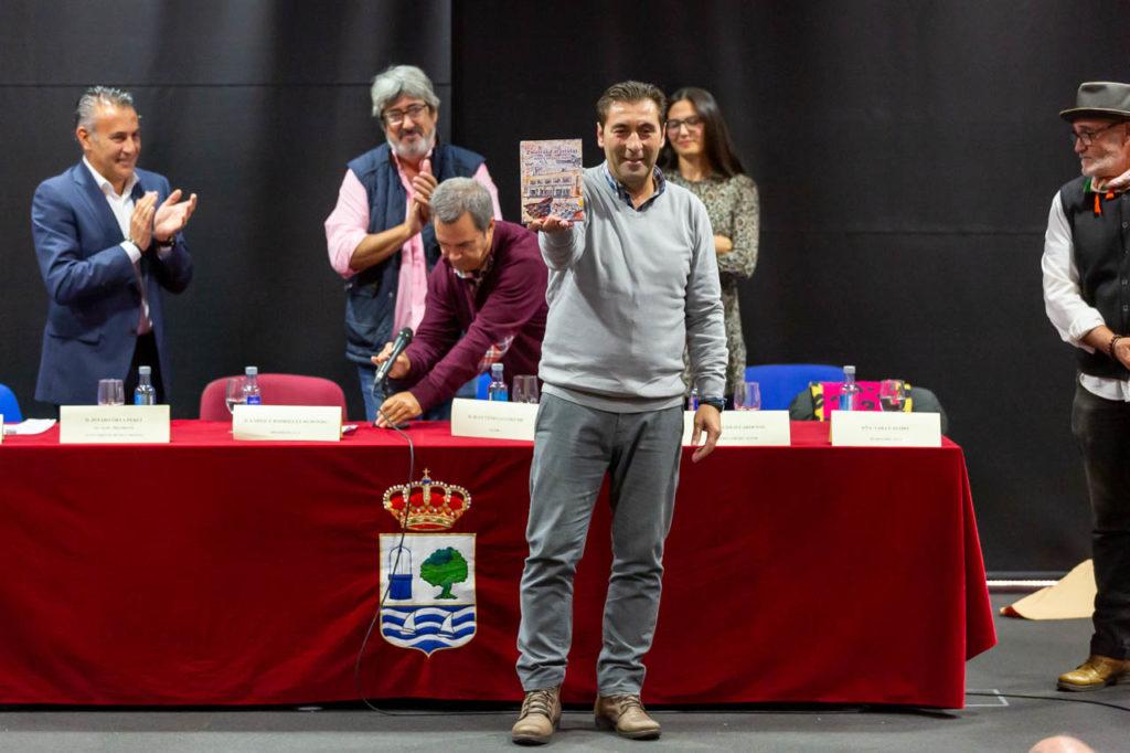 Juan Venegas presenta su libro 'Palabras Encantadas'