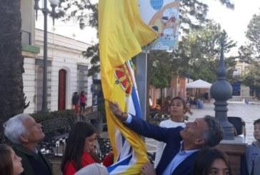 Inaugurada la placa otorgada por UNICEF, que reconoce a Isla Cristina como 'Ciudad Amiga de la Infancia'