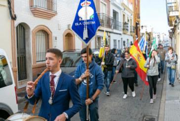 La Hermandad de la Bella de Isla Cristina peregrinó al Terrón