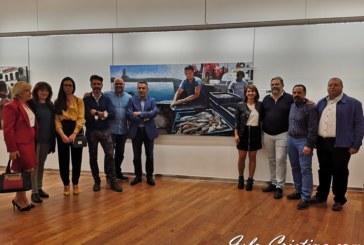 Isla Cristina acoge la exposición itinerante 'Finibus Onubae' Territorios de Huelva