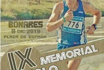 Bonares celebra su XXV Carrera Popular-IX Memorial Manolo Márquez