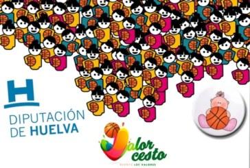 El CB Isla Cristina participa en la 1ª fiesta Premini y Babybasket de la temporada
