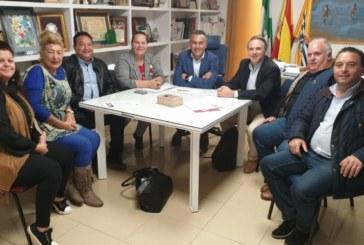 La Asociación de Comercio Ambulante se reúne con el Ayuntamiento para mejorar el mercadillo de Isla Cristina