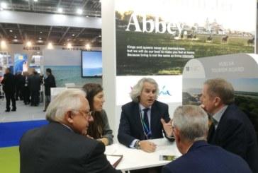 Huelva se consolida como destino ideal para el mercado británico en la WTM de Londres