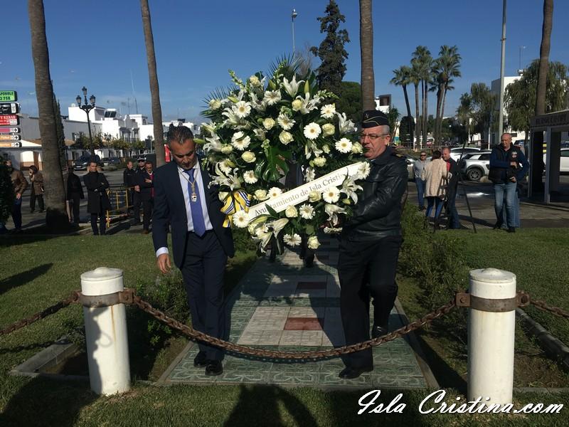 Isla Cristina recuerda la tragedia del Purita Pérez de la que se cumplen ochenta años
