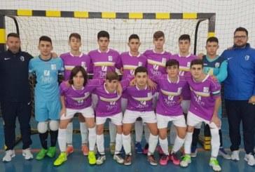 Este lunes las finales del Campeonato de Andalucía de selecciones provinciales de fútbol sala