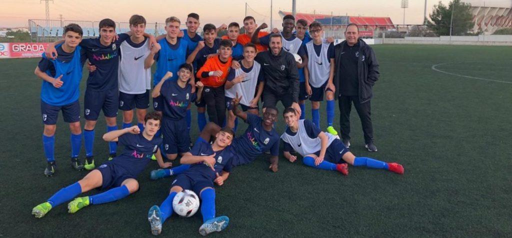 El fútbol isleño presente en el Campeonato Nacional de Selecciones Autonómicas masculinas de fútbol